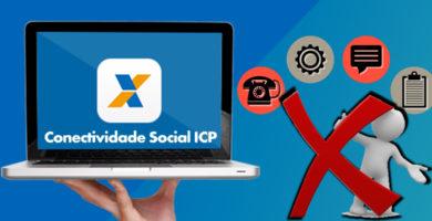 suporte conectividade social icp telefone