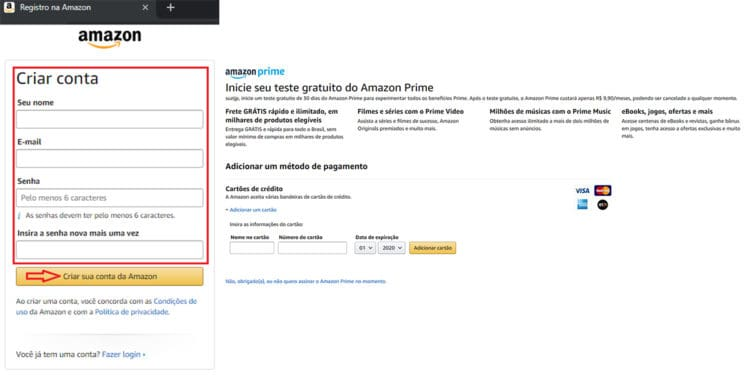 a Amazon Prime vale a pena