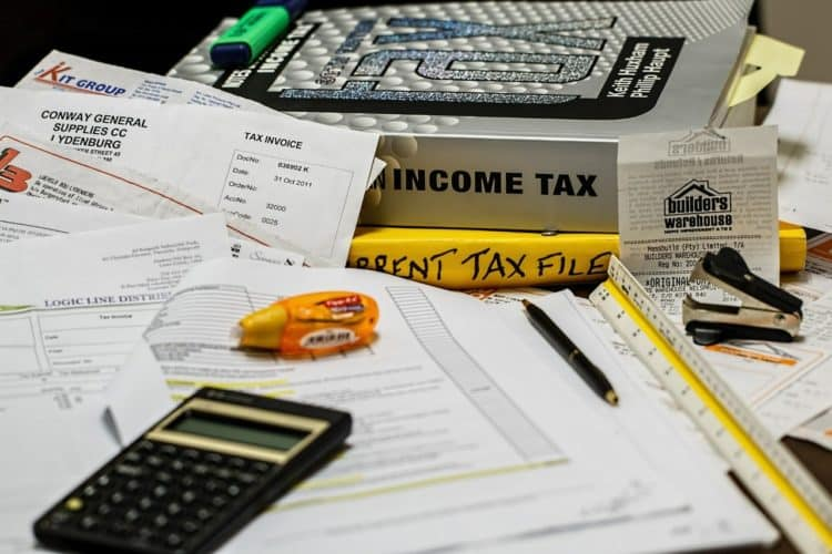 imposto de renda 2020 alíquota